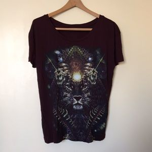 THE KOOPLES soft modal t-shirt size Small